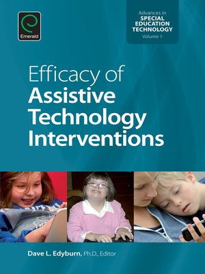 cover image of Advances in Special Education Technology, Volume 1