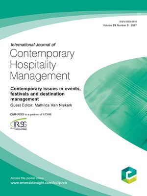 contemporary issues in hospitality