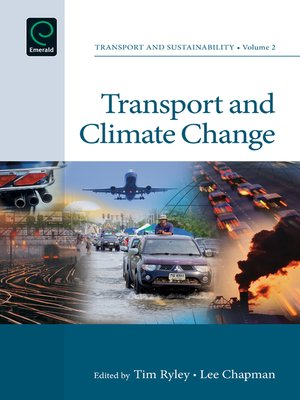 cover image of Transport and Sustainability, Volume 2