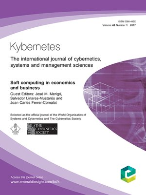 cover image of Kybernetes, Volume 46, Issue 1