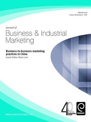 Industrial Marketing Ebook