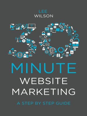 cover image of 30-Minute Website Marketing