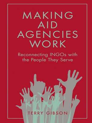 cover image of Making Aid Agencies Work