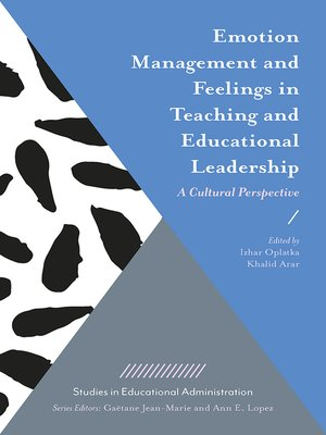 cover image of Emotion Management and Feelings in Teaching and Educational Leadership