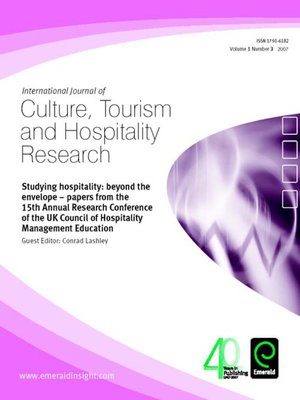 cultural tourism research paper Useful sample research proposal on tourism topics for phd and master's students free research paper proposal example about tourism, its industry, development.