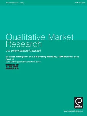 journal of market research