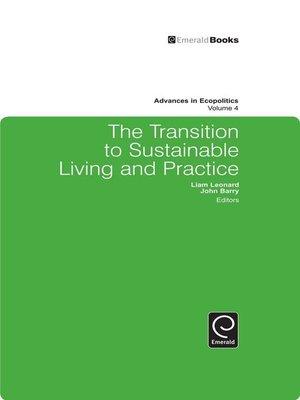 cover image of Advances in Ecopolitics, Volume 4