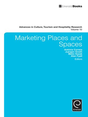 cover image of Advances in Culture, Tourism and Hospitality Research, Volume 10