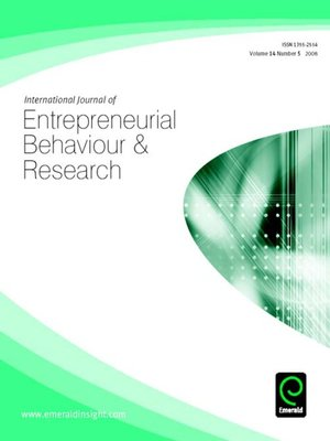 entrepreneurial behavior in the context of