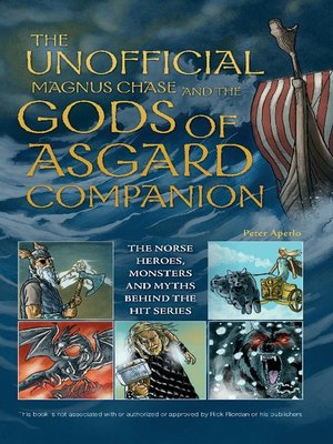 cover image of The Unofficial Magnus Chase and the Gods of Asgard Companion