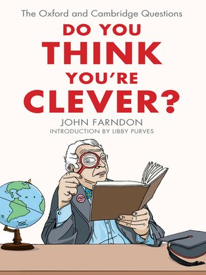 cover image of Do You Think You're Clever?