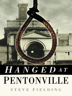 cover image of Hanged at Pentonville