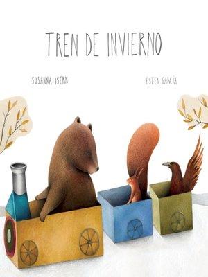 cover image of Tren de invierno