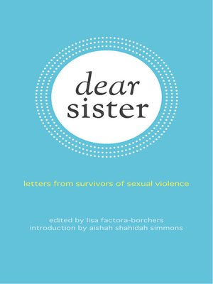 cover image of Dear Sister