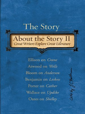 cover image of The Story About the Story, Volume II