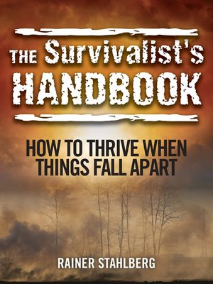 cover image of The Survivalist's Handbook