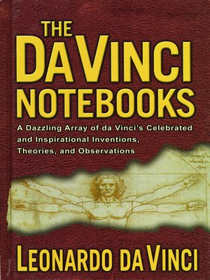 cover image of The Da Vinci Notebooks