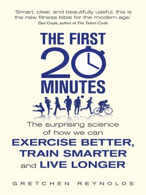 cover image of The First 20 Minutes