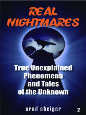cover image of Real Nightmares (Book 2)