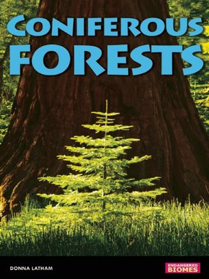 cover image of Coniferous Forests