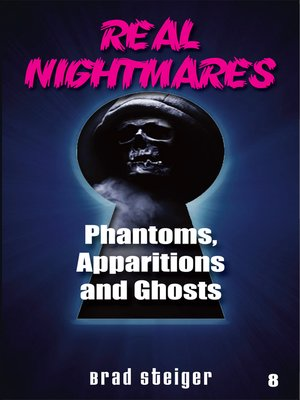 cover image of Real Nightmares (Book 8)