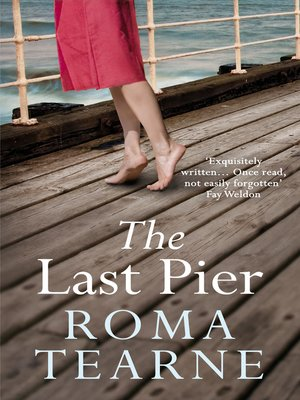 cover image of The Last Pier