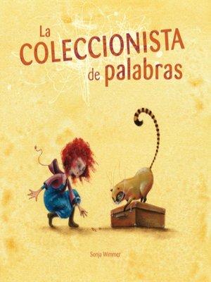 cover image of La Coleccionista de Palabras