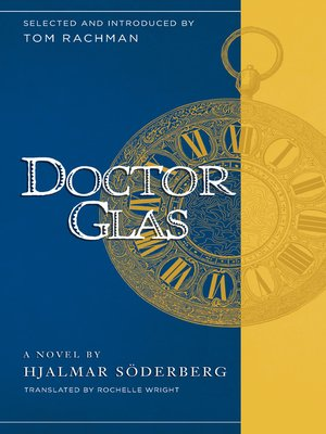 cover image of Doctor Glas