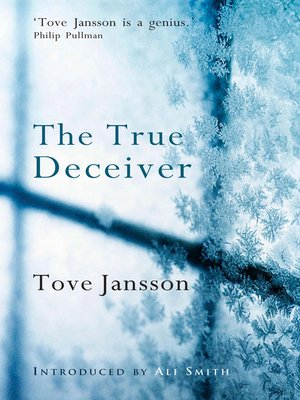 cover image of The True Deceiver