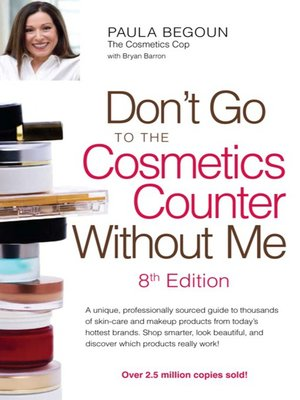 cover image of Don't Go to the Cosmetics Counter Without Me