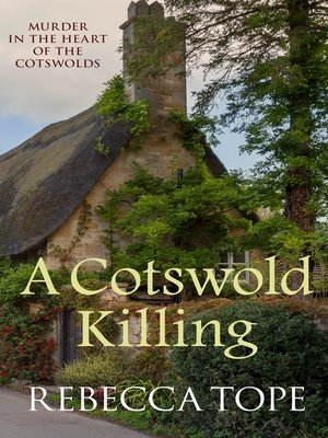 cover image of A Cotswold Killing