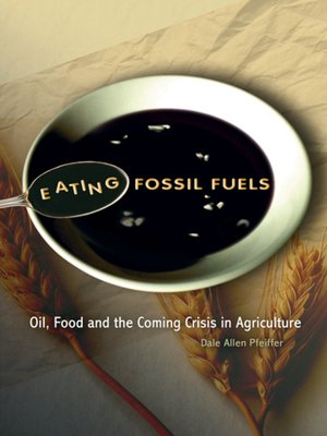 cover image of Eating Fossil Fuels