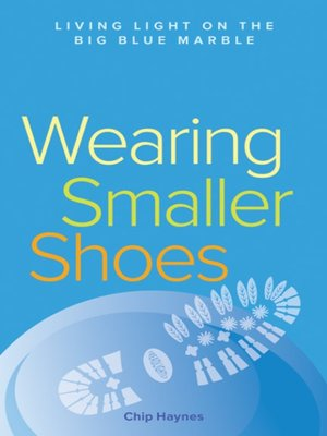 cover image of Wearing Smaller Shoes