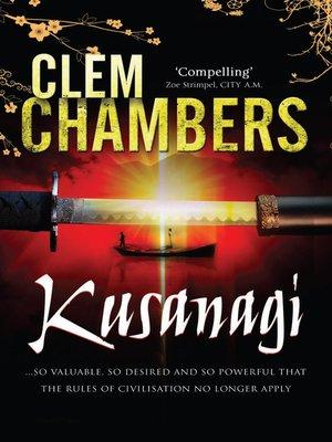 cover image of Kusanagi
