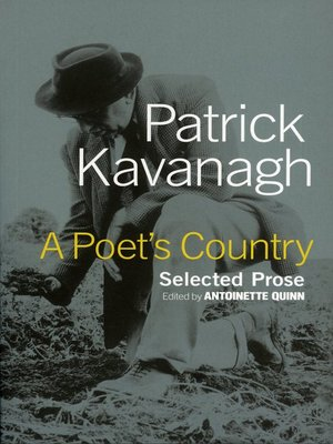 cover image of A Poet's Country