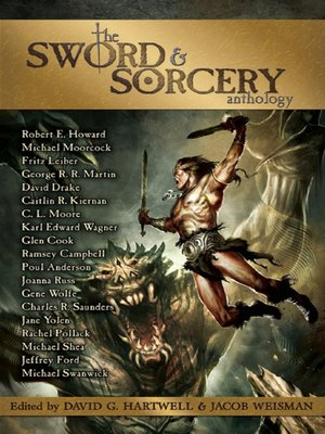cover image of The Sword & Sorcery Anthology