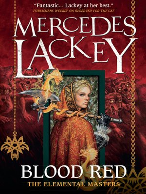 cover image of Blood Red