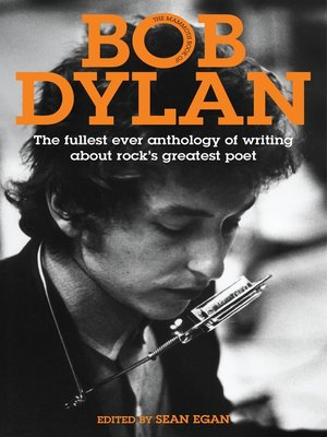 cover image of The Mammoth Book of Bob Dylan
