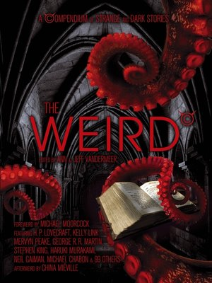 cover image of The Weird