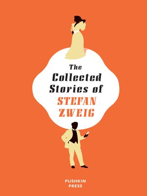 cover image of The Collected Stories of Stefan Zweig