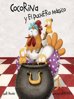 cover image of Cocorina y el puchero mágico