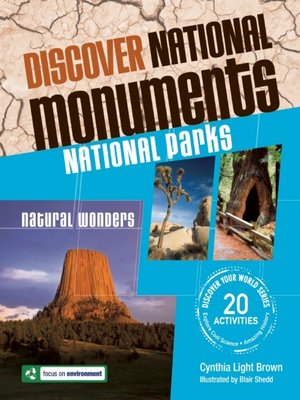 cover image of Discover National Monuments
