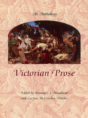cover image of Victorian Prose