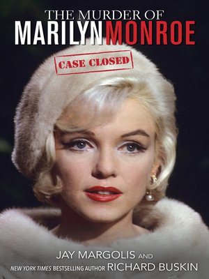 cover image of The Murder of Marilyn Monroe