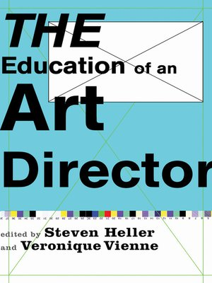 cover image of The Education of an Art Director