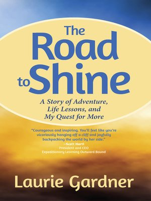 cover image of The Road to Shine