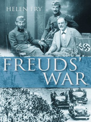 cover image of Freuds' War