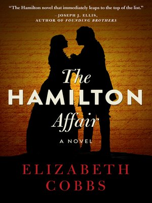 cover image of The Hamilton Affair