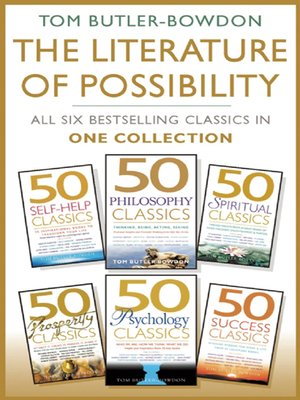cover image of The Literature of Possibility