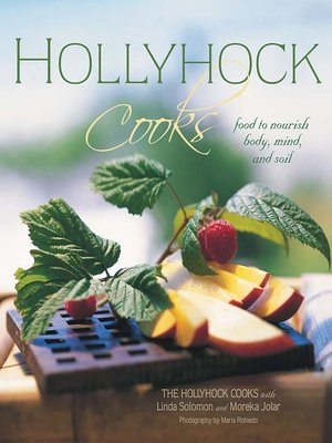 cover image of Hollyhock Cooks